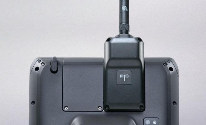 Trimble TSC7 Maastotietokone, moduuli