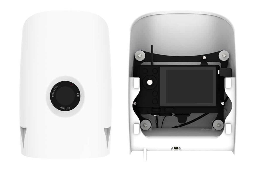 Sony RX1 kamera (Trinityn hyötykuorma)