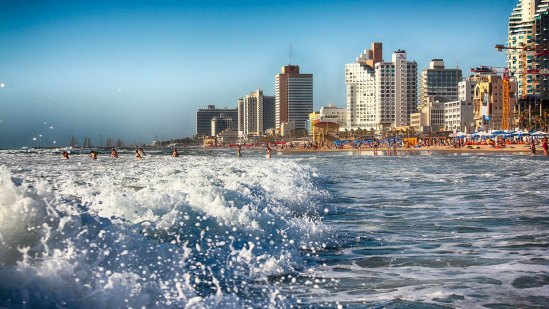 tel aviv city break