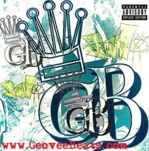 GeoveeBeats Custom Geovee Beats jayo logo Graffiti artwork Album art