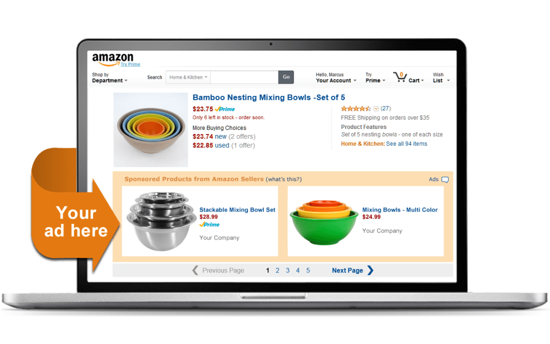 Amazon Display Ads