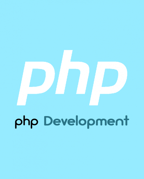 php web development in india