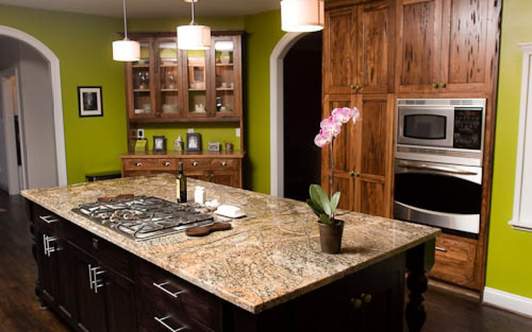 Project Spotlight: Pecky Cypress Custom Kitchen and Hand-Crafted Built-Ins