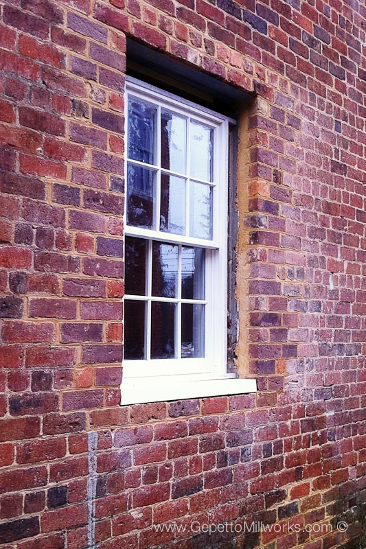 Energy Efficient Historically accurate restoration windows