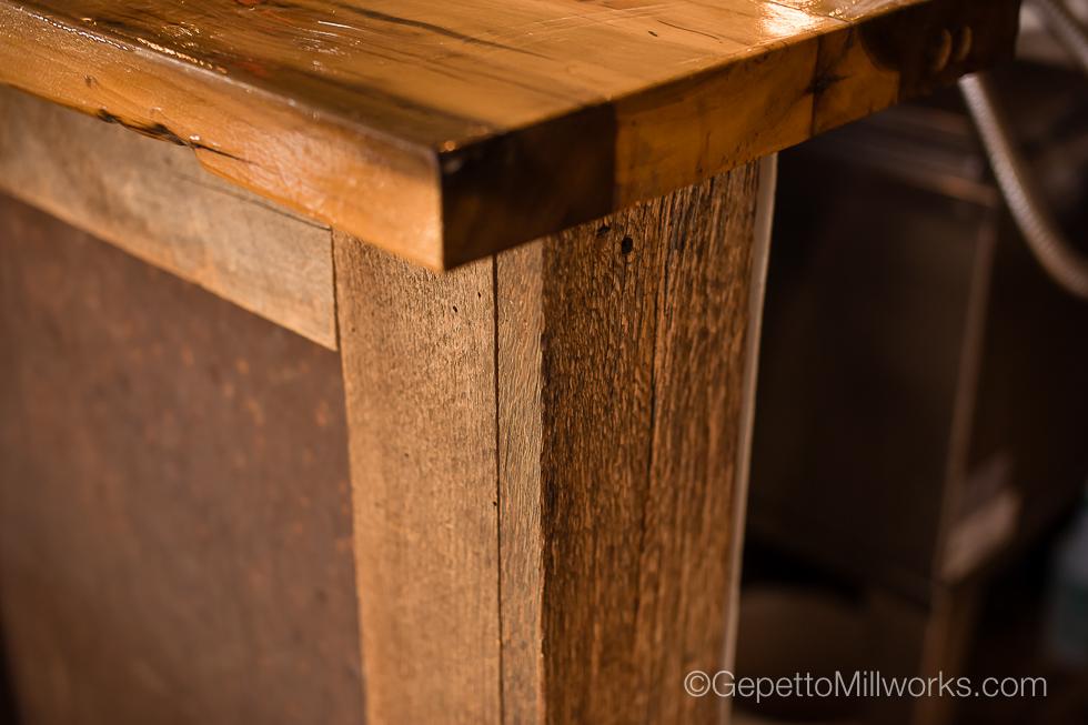 Rustic Bar Construction | Custom Restaurant Fittings
