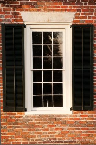 Historic Window Resotration   Handbuilt Wooden contractor Richmond VA