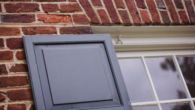 Solid Wooden Windows Construction VA