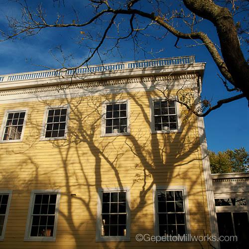 Richmond VA Wooden Window Manufacture