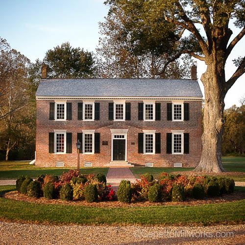 Richmond VA Wooden Window Builder