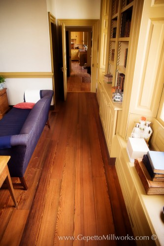Custom Wood Floor Planking Made to Order
