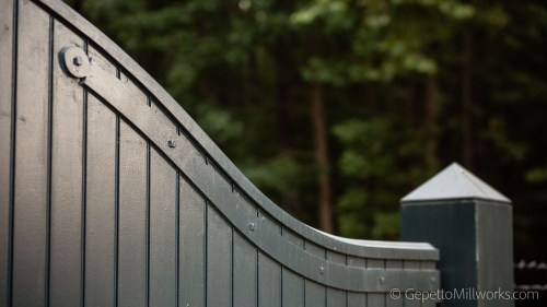 Complex Archtectural Millwork Fabrication Virginia