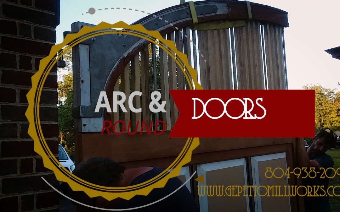 Arc and Round Doors