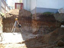 Foundation surveying