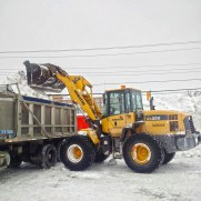 Ottawa commercial snow removal