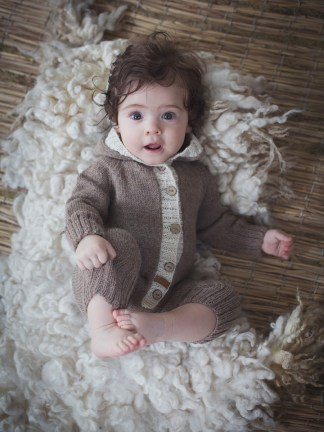 GeraBloga knitted overall