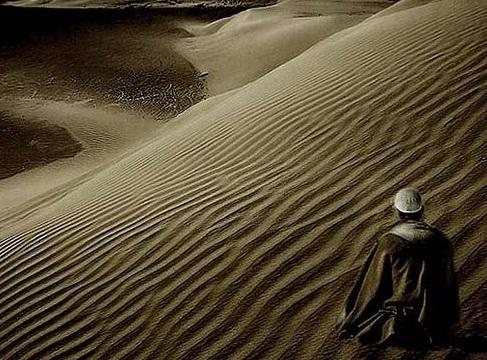 Eu sou a voz que clama no deserto: 'Endireitai