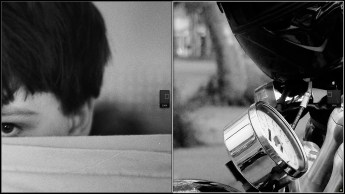 Tri-X on left, X20 on right