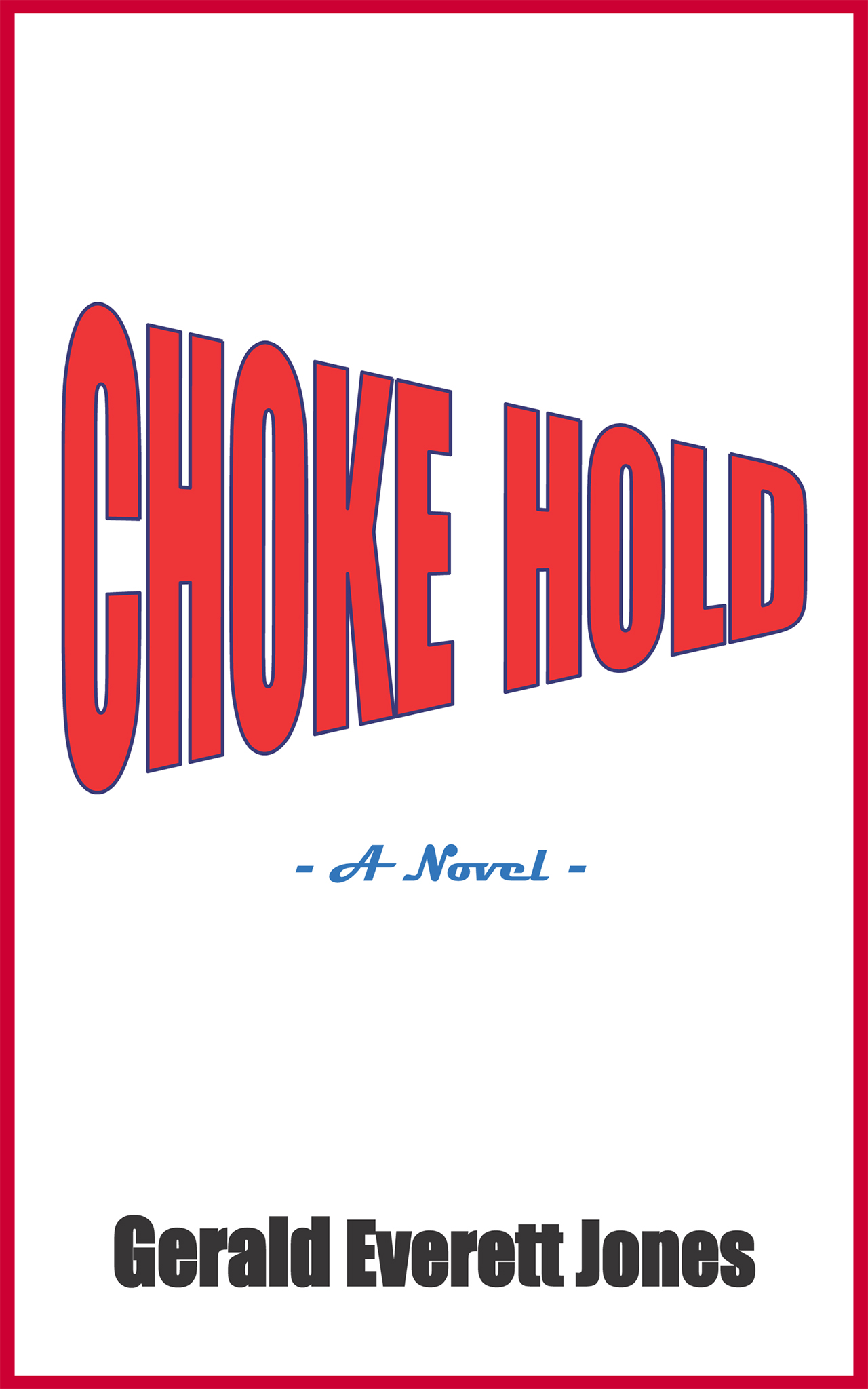 Image result for choke hold book by gerald