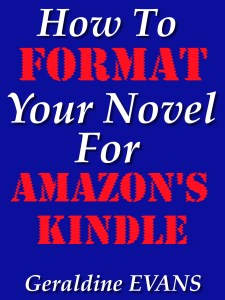 HOW TO FORMAT YOUR NOVEL NEW BLUE WHITE AND REDFinal