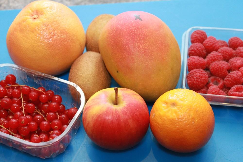 SALADE DE FRUITS (2/3)