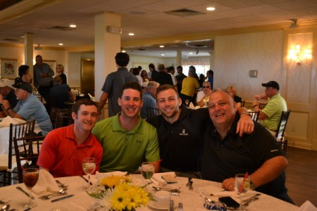 GROC golf outing dinner