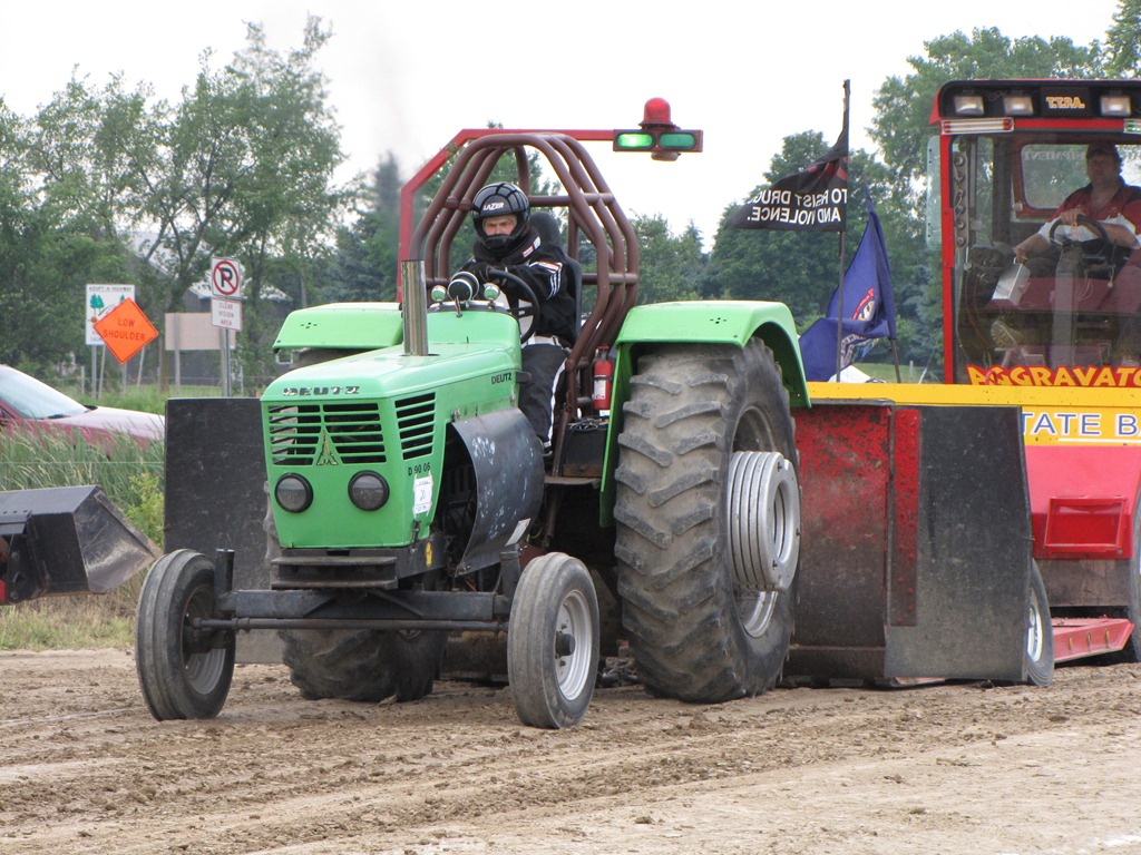Get Involved with the 2013 Tractor Show