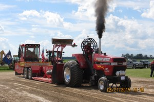 Thumb Tractor Pulling