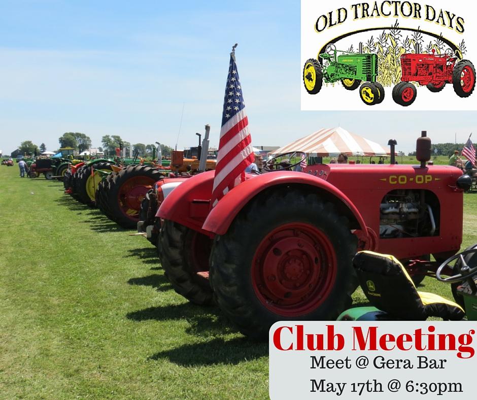 May Meeting 2016
