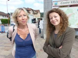 Sandrine et Lisa Vignol