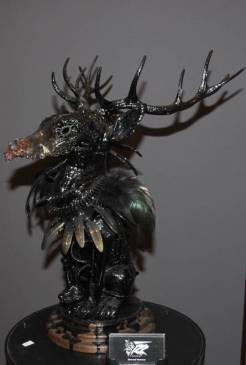 Sculpture de vizz