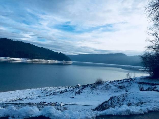 Lac de Bellecin
