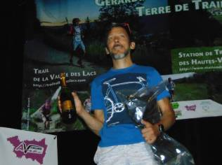 Pierre Maucotel, vainqueur du 56 km en V1