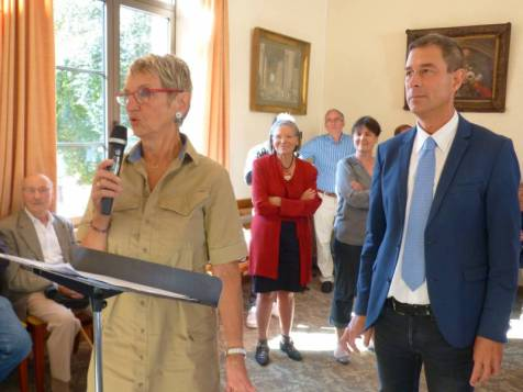 Michèle Monbelli et Stessy Speissmann
