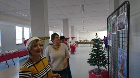 vmeh bénévoles marché de noel (1)