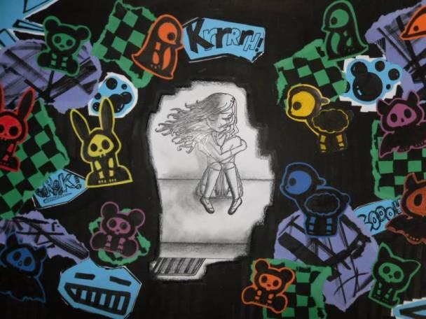arts plastiques la haie griselle SAM_1419