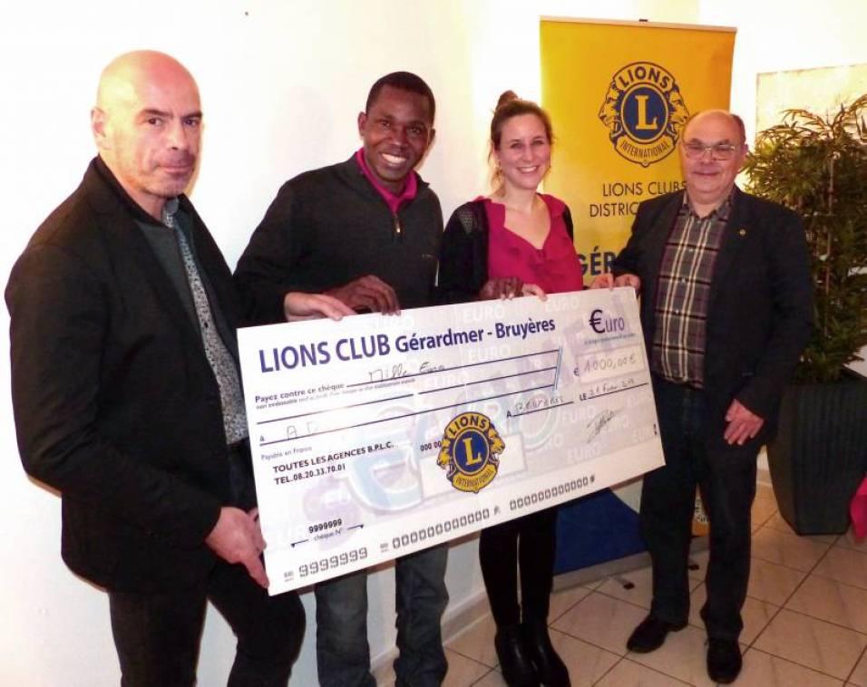chèque 1000€
