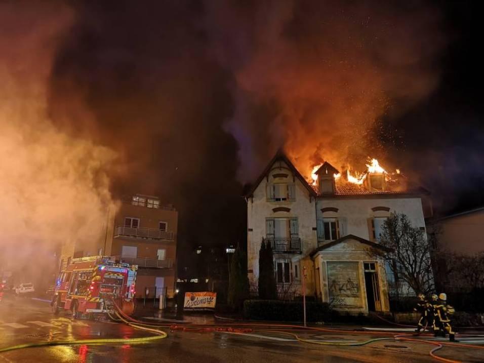 incendie rue lucienne gérardmer casino (1)