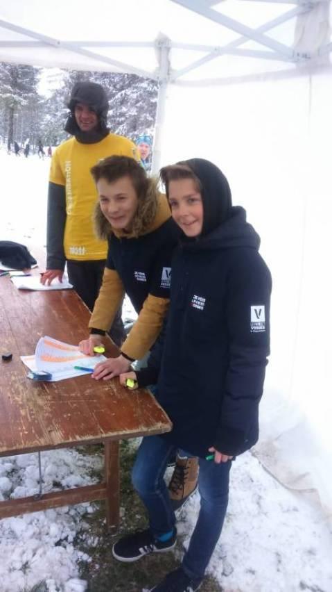 bénévoles la haie griselle course d'orientation 2019 (5)