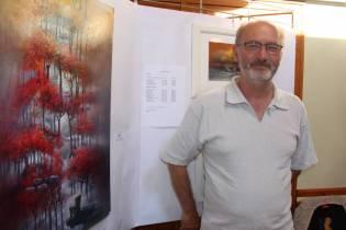 Sylvain Loisant, invité d'honneur de cette édition.