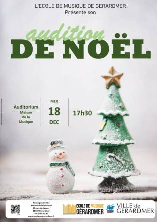 musicale Noël