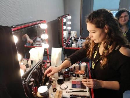 Make up forever academy festival de Gérardmer (1)