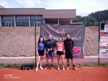 tournoi de doubles tennis Garnier (5)