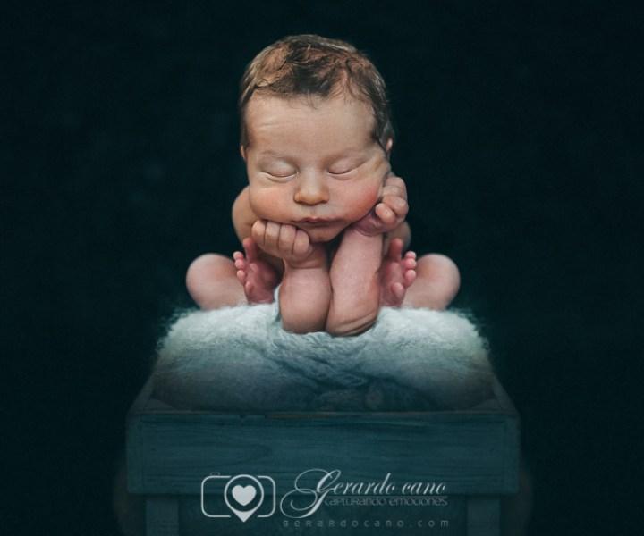 fotos de bebes en estudio. Fotografos castellon originales bebes recien nacidos