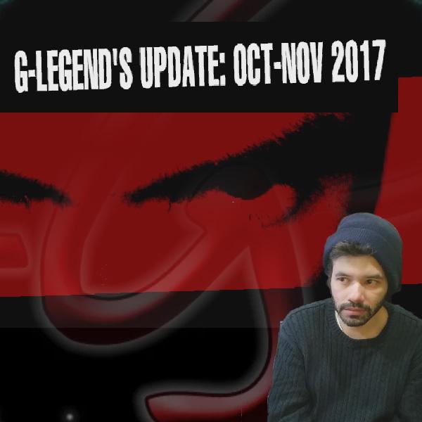 October-November Update