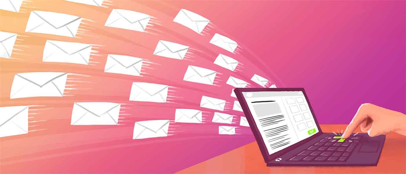 Creare delle finte email in poco tempo