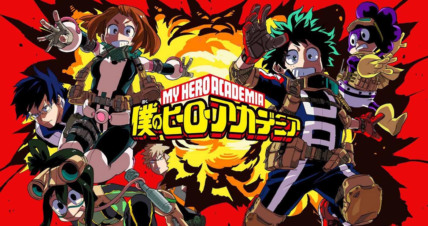 My Hero Academia gdr