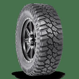 DEEGAN 38 mud radial
