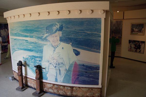 Queen Elizabeth II Pavilion