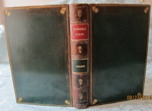 Household Words: The Christmas Numbers Fine leather covers