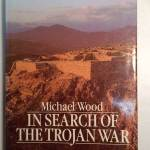 In Search of the Trojan War Front Cover